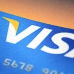 visa bar runner close up