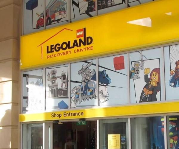 Printed Mats at Legoland