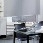 printed energy saver roller blinds