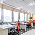 Energy saver roller blinds