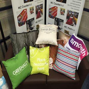 custom cushion examples